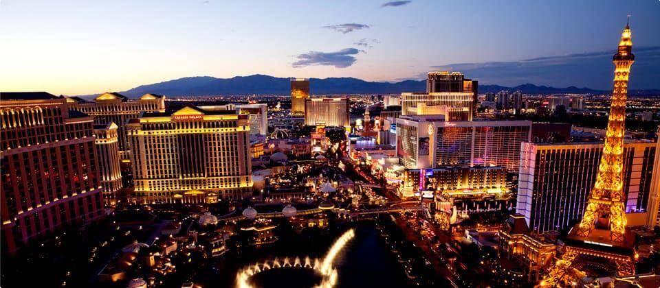 Las Vegas 960 x 420