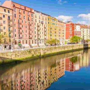 Spain Bilbao Canal Cheap travels Flightgurus.com