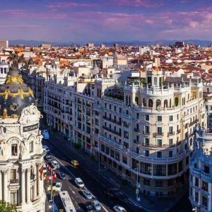 Madrid Cheap Flights Flightgurus.com