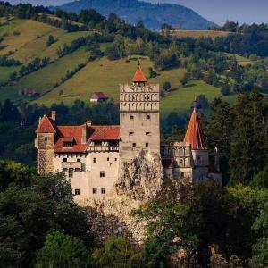 Bran Castle Romania at FlightGurus.com