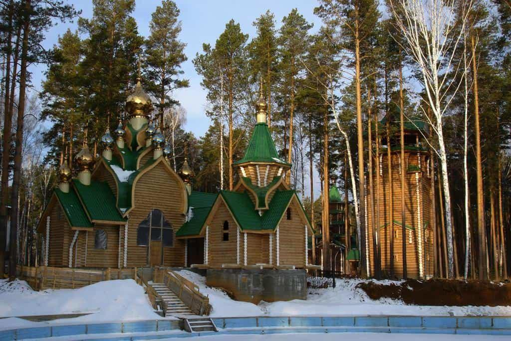 ganina yama monastery 1