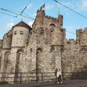 gravensteen-castle-in-ghent-belgium