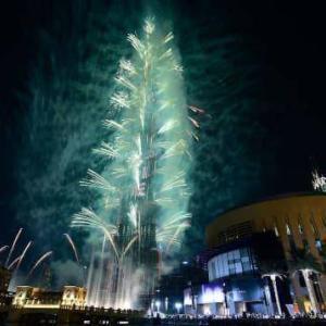 Dubai UAE NYE