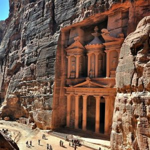 Discover Petra Jordan at FlightGurus.com