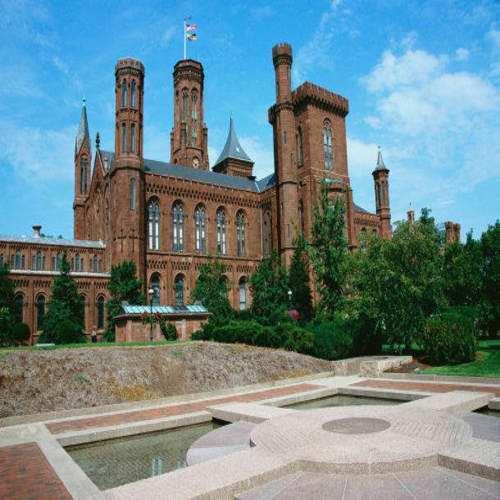 Smithsonian castle flightgurus