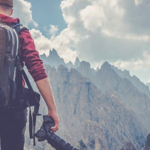 Traveling Solo Yet Never Alone