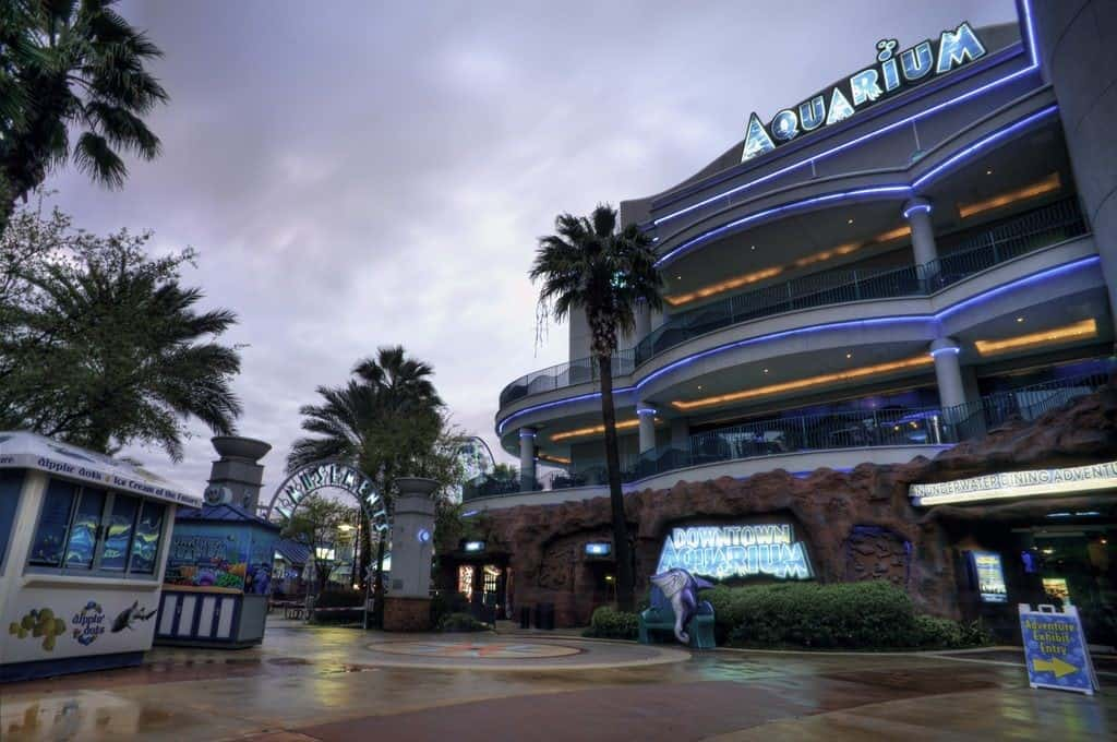 Downtown Aquarium 1