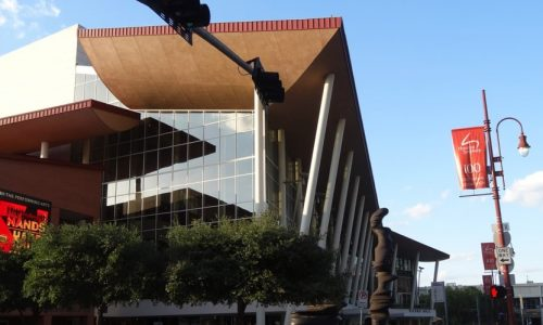 Hobby Center for the Performing Arts 1