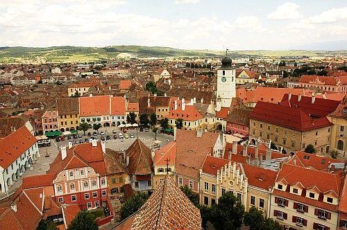 Transylvanian towns