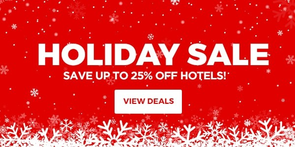 Holiday Hotel and Flight Sale at FlightGurus.com